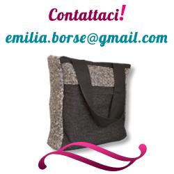 Contattaci tramite email emilia.borse@gmail.com