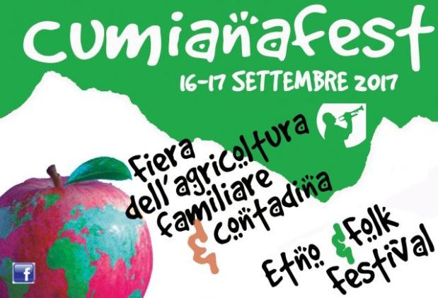 CumianaFest - Mercatino settembre 2017 Cumiana